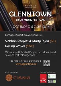 Glenntown 2014 Poster