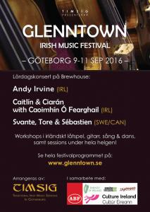 Glenntown 2016 Poster