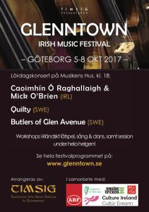Glenntown 2017 Poster