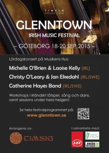 Glenntown 2015 Poster